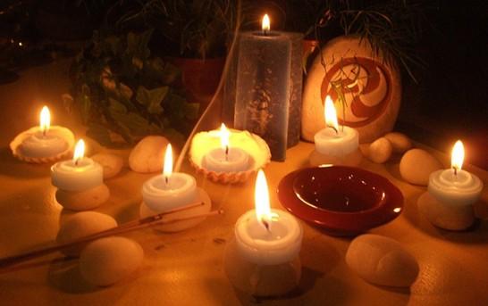 El mágico encanto de las velas