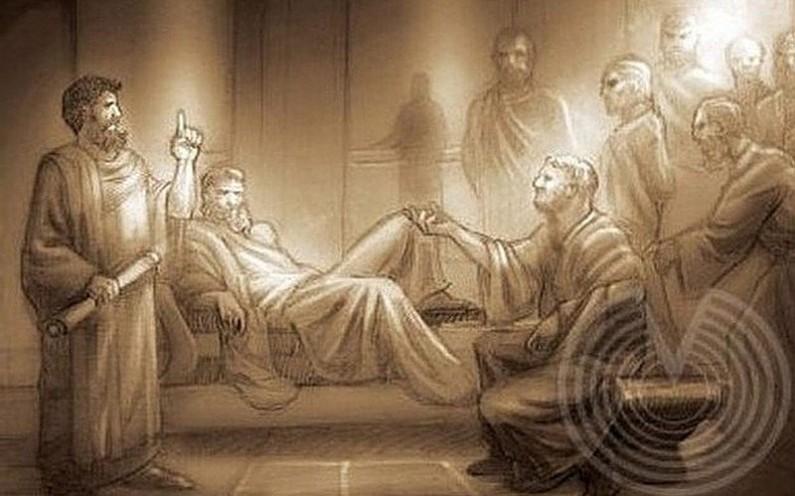 Parménides y la escuela eleática