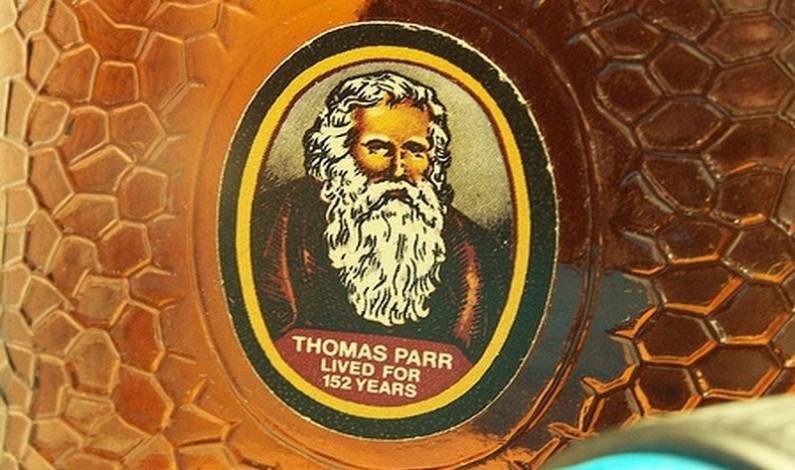 Thomas Parr, el viejo hombre de Shropshire