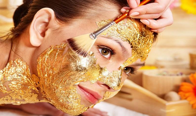 Oro, de la medicina a la belleza