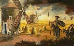 Cervantes y El Quijote