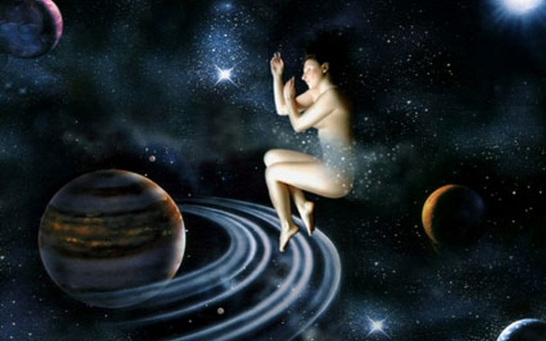 El puesto del hombre en el cosmos
