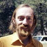 El físico teórico estadounidense Kip Stephen Thorne, en 1972.