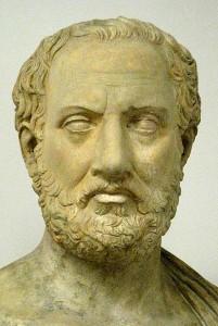 Thucydides fue un historiador y militar ateniense.