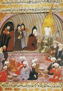La cultura árabe fue tan cultivada como destructora.
