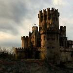 Los castillos dejaron de ser sólidas fortalezas al aparecer las armas de fuego.