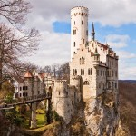 Los castillos.