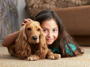 Los niños que crecen junto a animales tienen un sistema inmunológico más desarrollado.