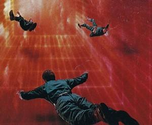 El viajero hacia la muerte regresa a la vida vigorizado y vencedor del miedo.