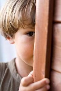Las experiencias infantiles marcan nuestro carácter y pueden convertirnos en personas retraídas.
