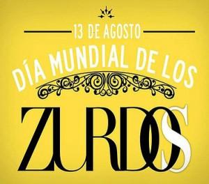 Cada 13 de agosto (desde 1976) se celebra el Día Internacional de los zurdos.