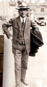 Alfred Wegener (1880-1930), el precursor de la geología moderna.
