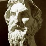 Aristarco de Samos (310 a. C. - 230 a. C.) fue un astrónomo y matemático griego.