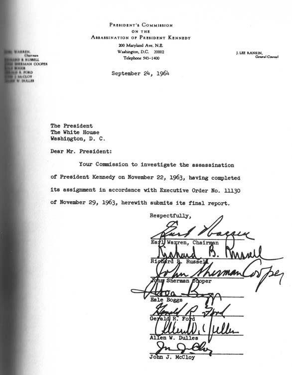Informe Warren