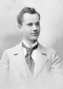 Gottfried de Purucker (1874-1942) fue un teósofo, autor y líder de la Sociedad Teosófica Pasadena (Estados Unidos).