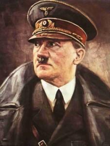 Adolf Hitler (1889-1945).