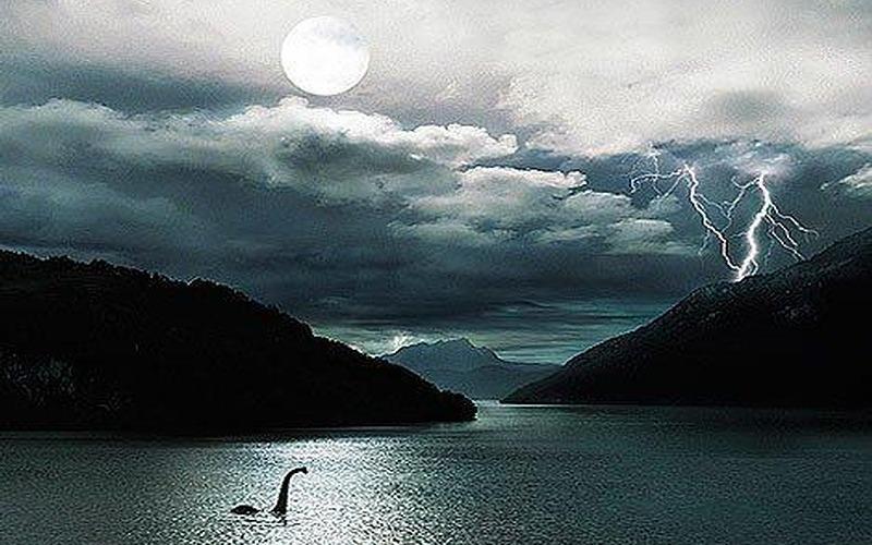 El origen de Nessie.