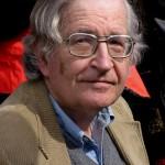 Noam Chomsky, lingüista, filósofo y activista estadounidense.