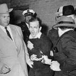 Oswald asesinado por Jack Leon Ruby (1911-1967).
