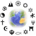 Religiones del mundo.