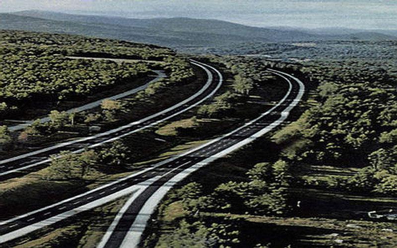 La maléfica carretera 55.