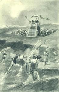 La flagelación del Helesponto es un evento sucedido en el ámbito de las Guerras Médicas, durante la segunda expedición de Jerjes I de Persia contra Grecia.