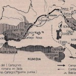 La península en la estrategia cartaginesa.