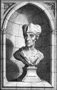 John Leland (1502-1552) fue un anticuario, humanista, helenista e historiador inglés del Renacimiento.