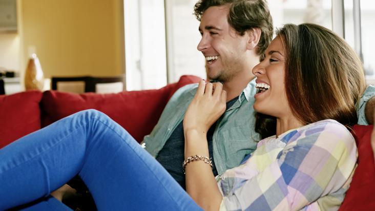 Ser feliz en pareja
