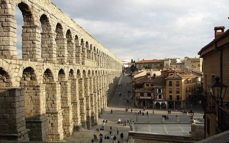 Hispania en el mundo romano.