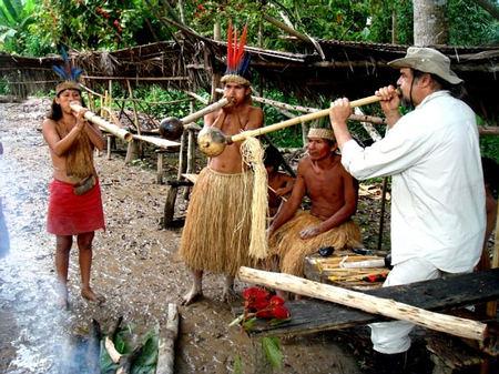 Música folclórica