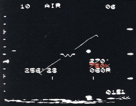 En menos de un segundo, el ovni se desplazó 300 m y aceleró a 780 nudos. Esto debería haber provocado un estallido sónico, pero no ocurrió nada.