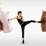 Conviene hacerse el propósito de cambiar algunos hábitos que nos llevan a alimentarnos inadecuadamente.