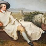 Johann Wolfgang von Goethe.
