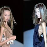 La aparición de modelos cada vez más delgadas puede influir negativamente en el ánimo de jóvenes que tratan de conseguir el supuesto cuerpo perfecto que la sociedad parece demandar.