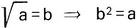 Cómo resolver una raíz cuadrada.