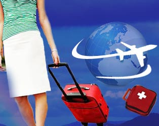 Salud y viajes