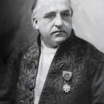 Jean-Martin Charcot, neurólogo francés, 1825-1893.