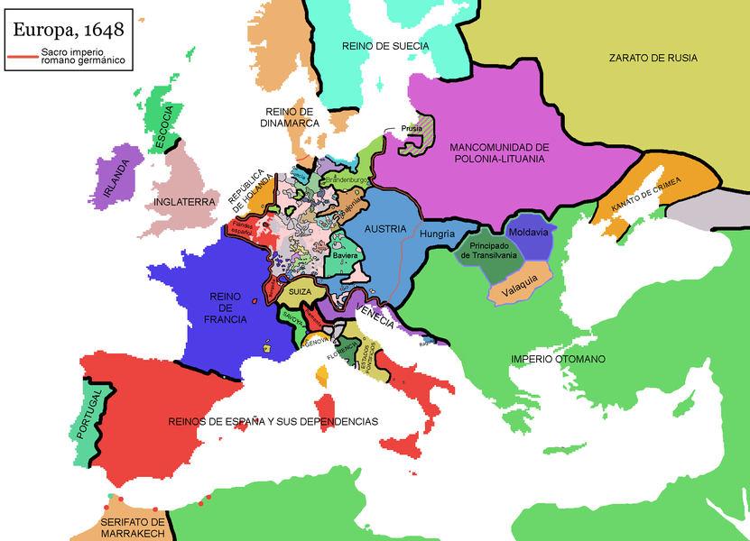 Europa (1648)