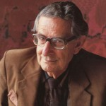 Hans Jürgen Eysenck, psicólogo especializado en el estudio de la personalidad, 1916-1997.