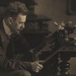 El suizo Heinrich Wölfflin (1864-1945), uno de los mejores historiadores de arte de toda Europa.