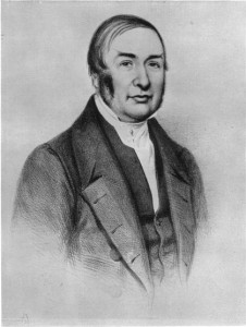 James Braid, neurocirujano escocés, 1795-1860. Logró importantes avances en el campo de la hipnosis.