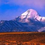 El Kailash es un monte en la cadena Gangdisê (parte de los Himalayas), en el Tíbet.