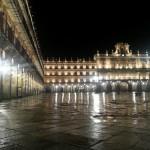 Plaza Mayor de Salamanca (España), de Alberto Churriguera (1676-1750).