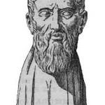 Discípulo de Parménides, es famoso por su actitud polémica.