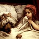 Perrault no concibió Caperucita Roja como un cuento de hadas, sino como una moraleja folclórica, para enseñar a los niños a desconfiar y a no entretenerse cuando se les encomienda una tarea.