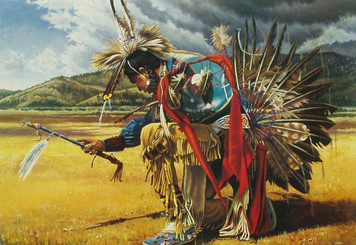 Sociedades indígenas