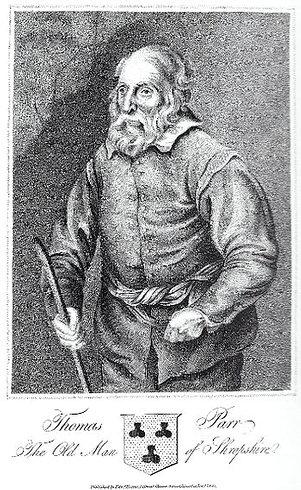 El viejo hombre de Shropshire