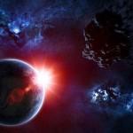 El viaje fantástico de una nave espacial llamada Tierra.