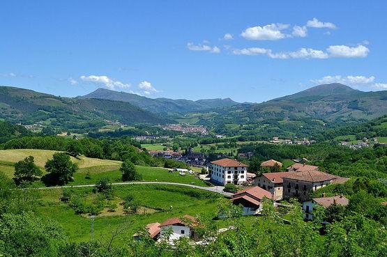 Valle de Baztán (Navarra)